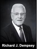 Dick Dempsey Portrait