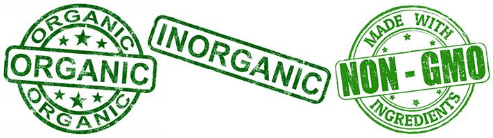 Organic GMO