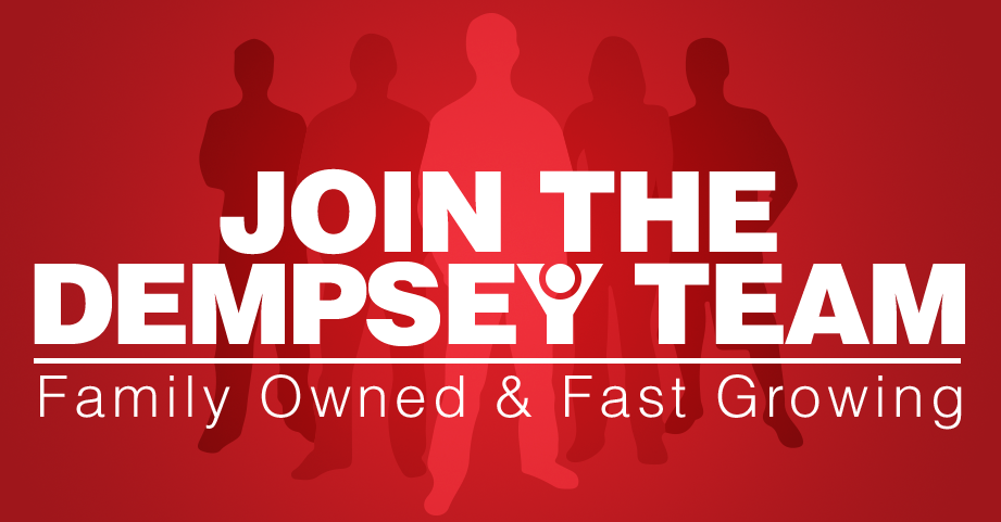 join the dempsey team