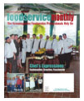Food Service Monthly Magazine