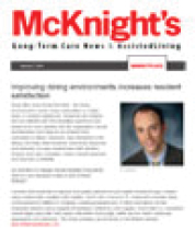 McKnights Assisted Living News