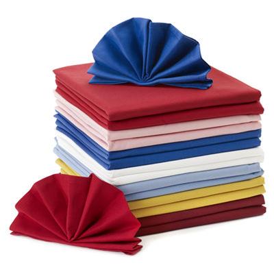 Dempsey Uniform Table Linens Color