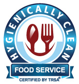 Dempsey Certified Hygienically Clean Food Service