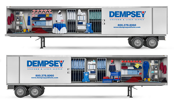 Dempsey Truck Graphics