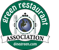 The Green Restaurant Association