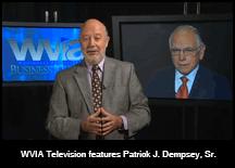 WVIA Television Features Patrick J. Dempsey, Sr.