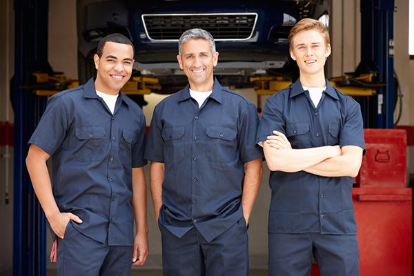 Dempsey Uniform Keeping Work-uniforms Clean