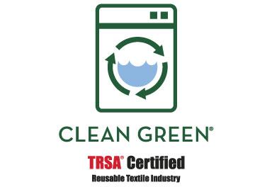 Clean Green TRSA Certified