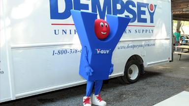 Dempsey Y Guy Have Fun