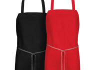 Dempsey Uniform colored bib aprons