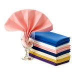Dempsey Uniform linen napkins in various colors