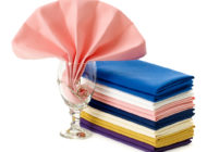 Dempsey Uniform linen napkins in various colors