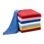 Dempsey Uniform tablecloths in various colors