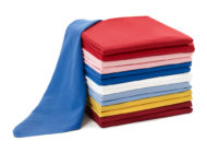 Dempsey Uniform tablecloths in various colors