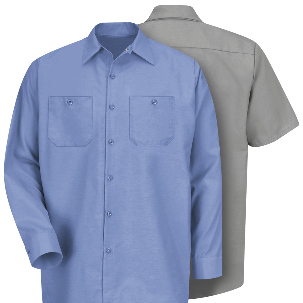 Dempsey Uniform Industrial Work Shirt