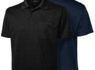 Dempsey Uniform performance polo shirts
