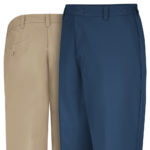 Front and back view of Dempsey Uniform work pants