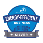 PPL Energy Efficient Badge Silver