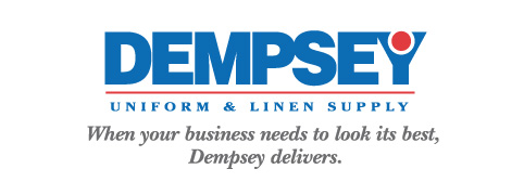 Dempsey Logo with Slogan