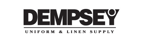 Dempsey Primary Logo Black and White
