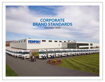Dempsey Corporate Brand Standards