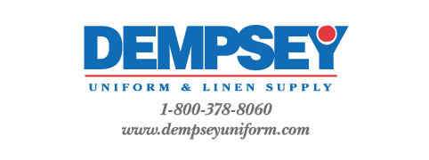 Dempsey Logo with Phone Number Website