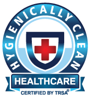TRSA Hygienically Clean Healthcare