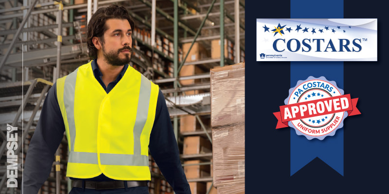 Dempsey COSTARS Approved Supplier