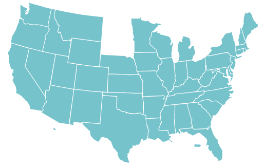 MEDtegrity Coverage Area