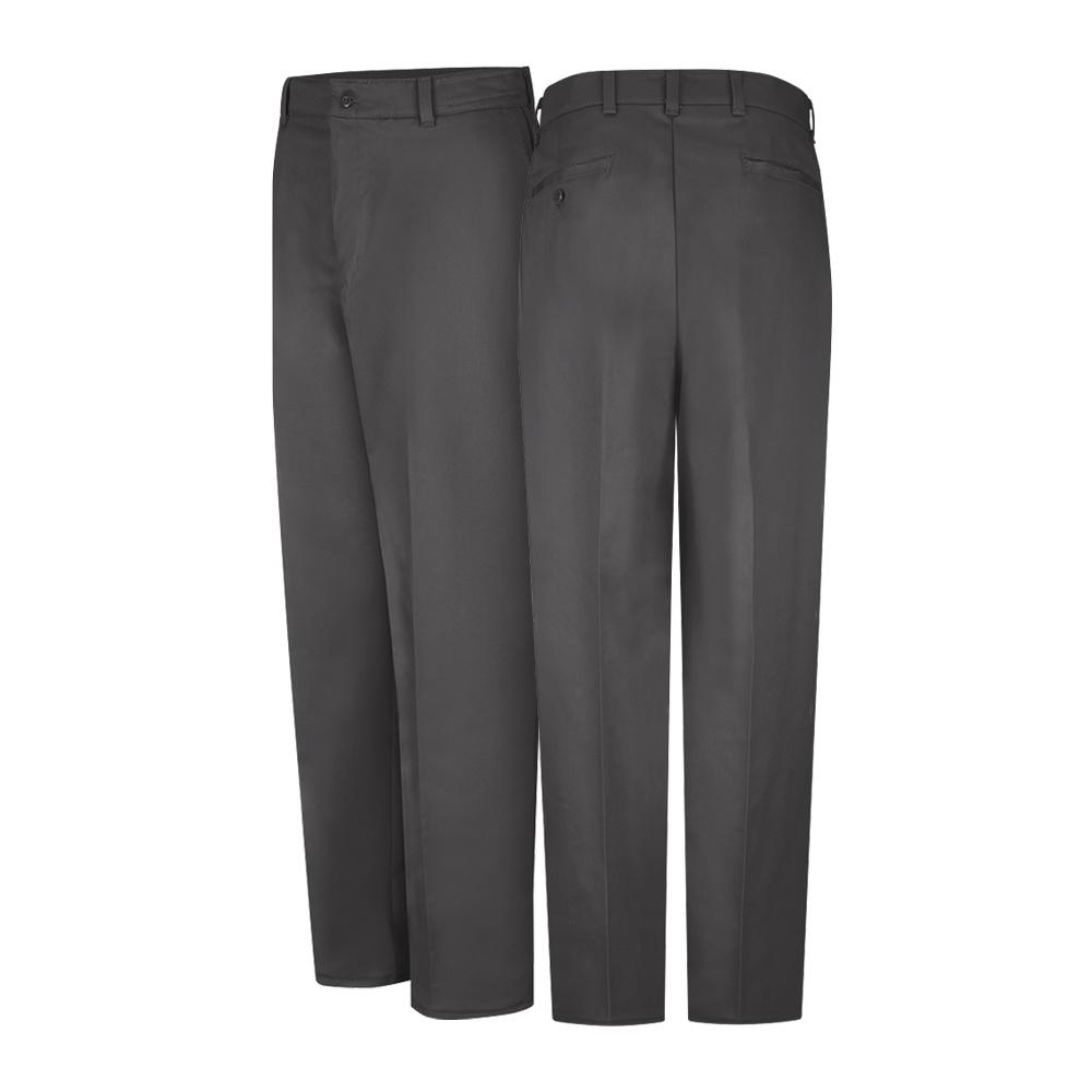 Charcoal Dempsey Uniform 100% cotton work pants