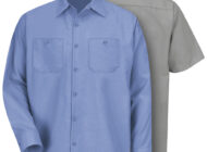 Dempsey Uniform long sleeve and short sleeve industrial work shirts