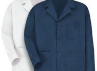 Dempsey Uniform lab / counter coats