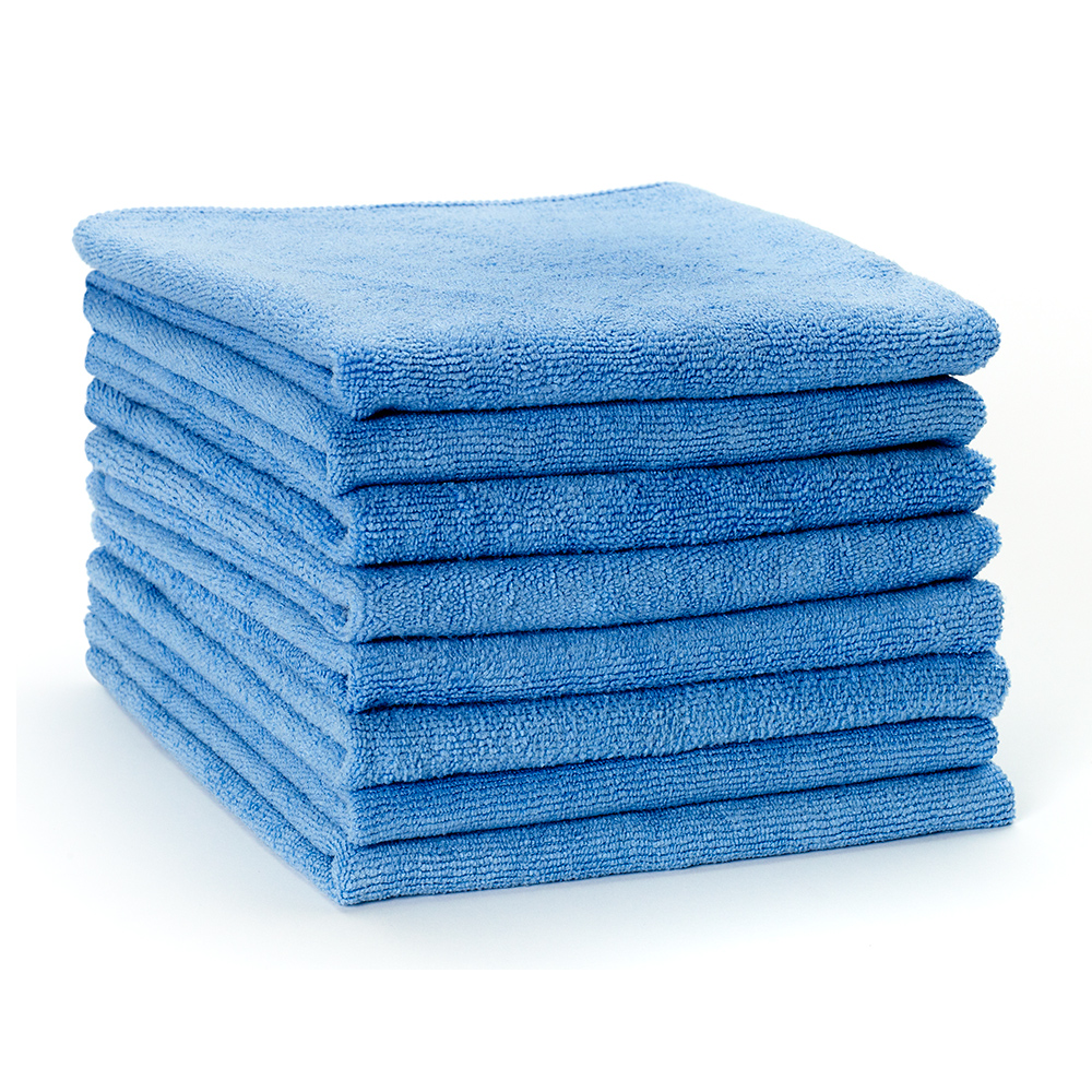 Stack of Dempsey Uniform microfiber towels