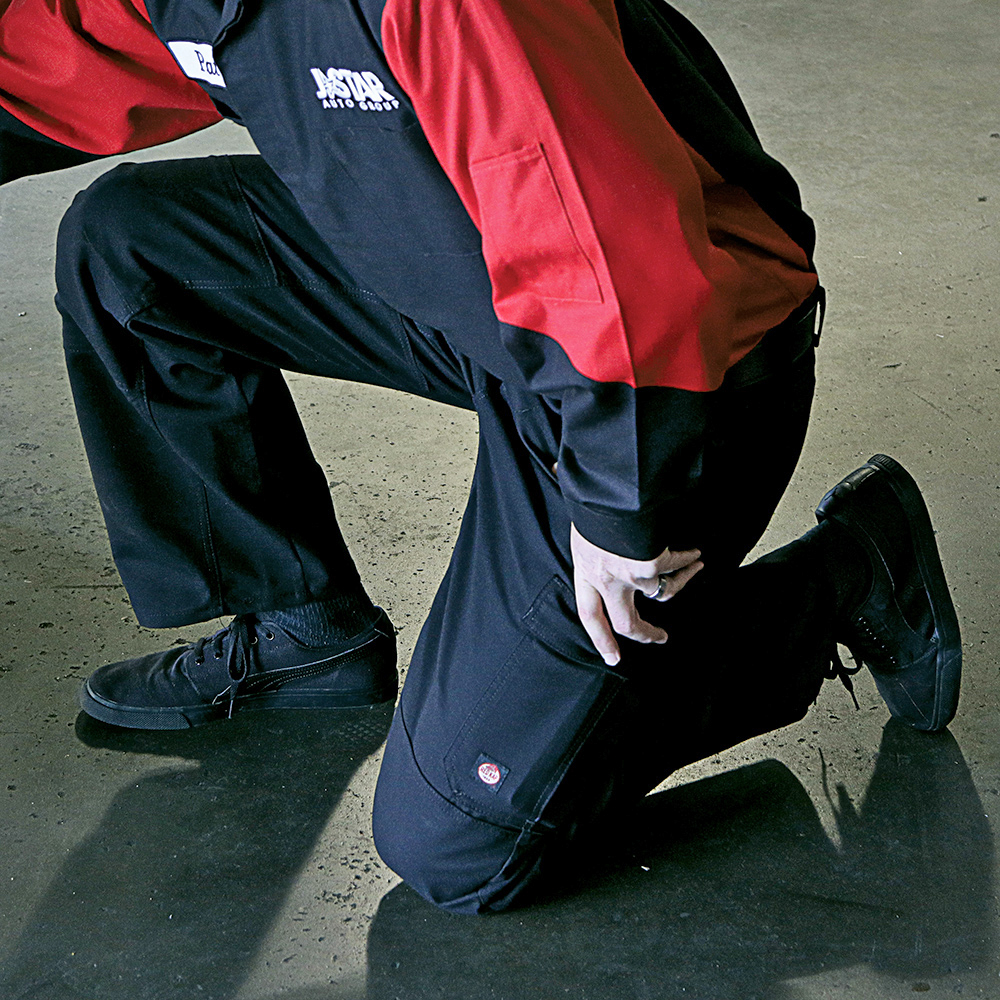 Dempsey Uniform Performance Cargo Pant with Reinforced Knees