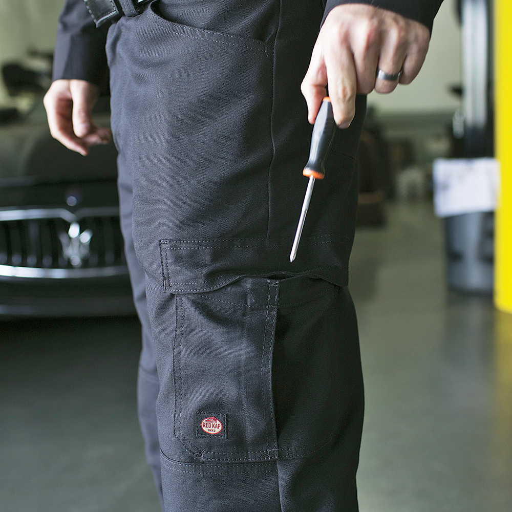 Dempsey Uniform Performance Cargo Pant featuring a Specialty Pocket