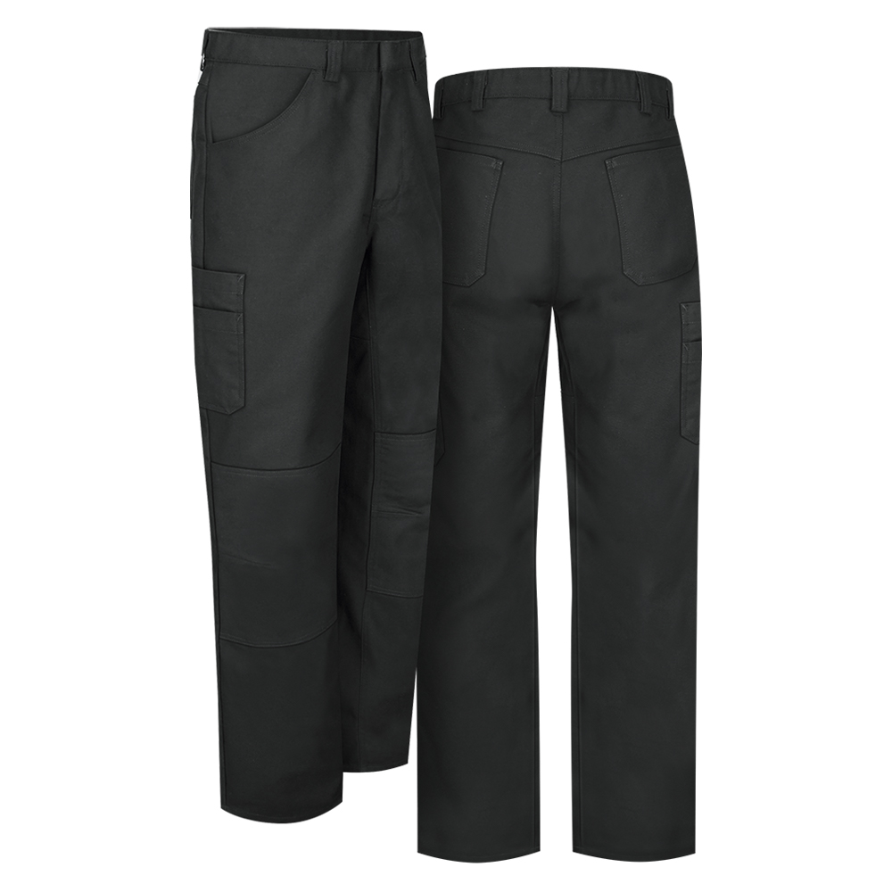 Dempsey Uniform Performance Cargo Pants in black