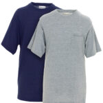 Dempsey Uniform performance pique pocket tees