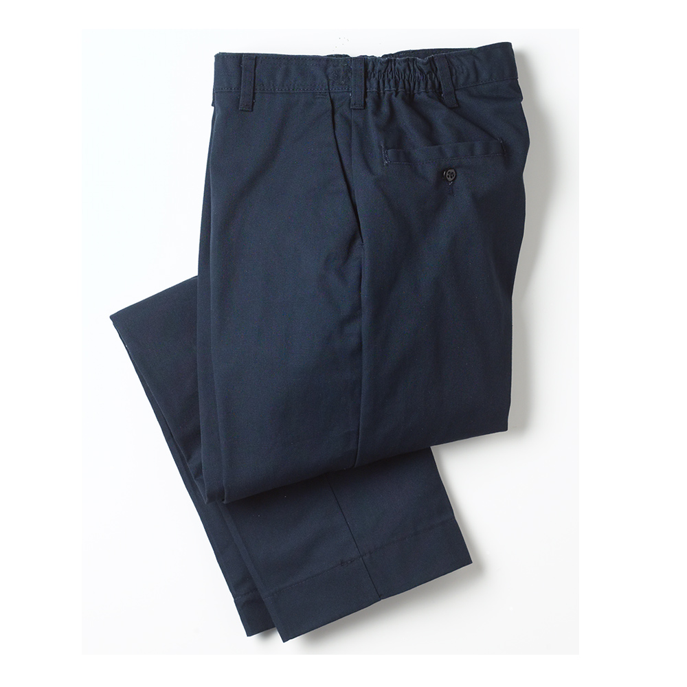 Dempsey Uniform work pants with flexible waistband