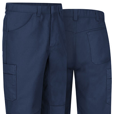 Dempsey Navy Performance Cargo Pants